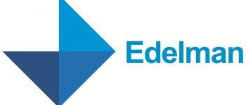 Edelman logo (PRNewsFoto/Edelman)